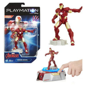 Marvel Avengers Playmation Iron Man Smart Figure