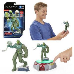 Marvel Avengers Playmation Super Adaptoid Smart Figure