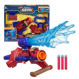Avengers Infinity War Nerf Iron Spider Assembler Gear