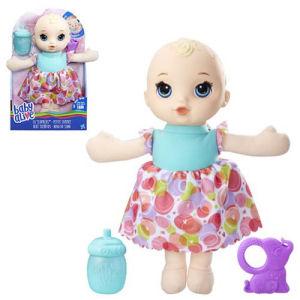 Baby Alive Lil Slumbers Blonde Doll