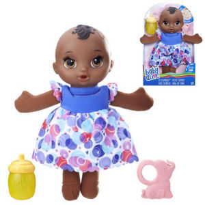 Baby Alive Lil Slumbers African American Doll