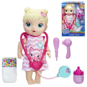 Baby Alive Better Now Bailey Blonde Doll