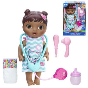 Baby Alive Better Now Bailey African American Doll