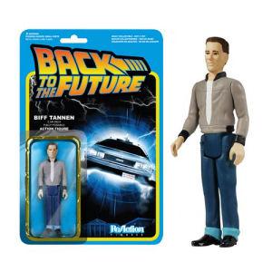 Back to the Future Biff Tannen ReAction 3.75 Inch Retro Action Figure