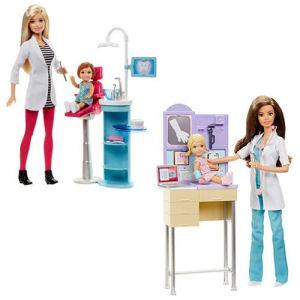 Barbie Careers Playset Case