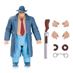 The New Batman Adventures Harvey Bullock Action Figure