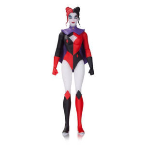 DC Comics Designer Series Super Hero Harley Quinn by Amanda Conner Action Figure