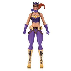 DC Bombshells Batgirl Action Figure