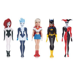 Batman The New Batman Adventures Girls Night Out Action Figure 5-Pack