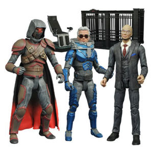 Gotham Select Series 4 Action Figure Case