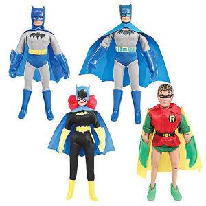 Batman First Appearances 8 Inch Retro Action Figure Case