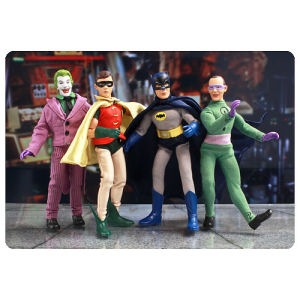 Batman Classic 1966 TV Series 1 8 Inch Action Figure Case