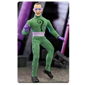Batman Classic 1966 TV Series 1 Riddler 8 Inch Action Figure