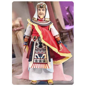 Batman Classic 1966 TV Series 4 King Tut 8 Inch Action Figure
