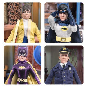 Batman 1966 TV Series 5 8 Inch Action Figure Case