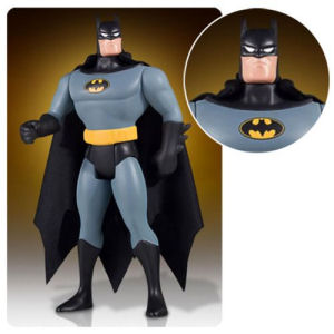 Batman The Animated Series Combat Belt Batman Jumbo Action Figure