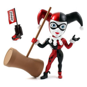 Batman Harley Quinn 6-Inch Metals Die-Cast Action Figure