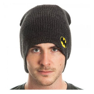 Batman Marled Beanie Hat