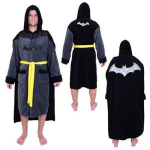 DC Comics Batman Cape Bathrobe