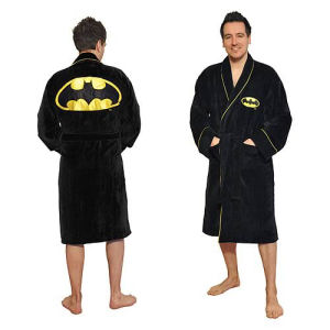 Batman Cotton Bathrobe