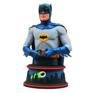 Batman 1966 TV Series Batman Adam West Mini Bust