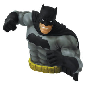 The Dark Knight Returns Batman Black Version Bust Bank - Previews Exclusive