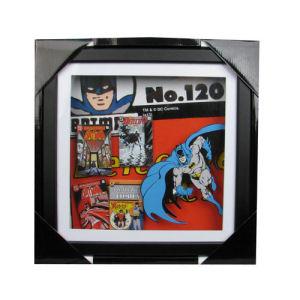 Batman Wood Shadow Box