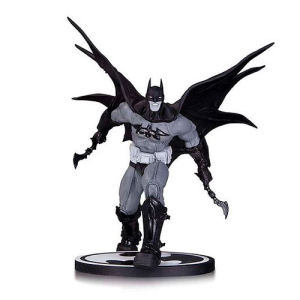 Batman Black and White Batman by Carlos D anda Statue