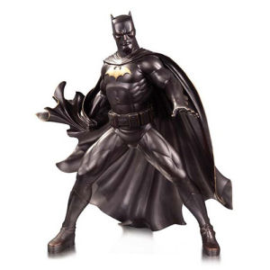DC Comics Brass Batman Statue