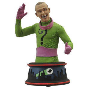 Batman 1966 TV Series Riddler Mini-Bust