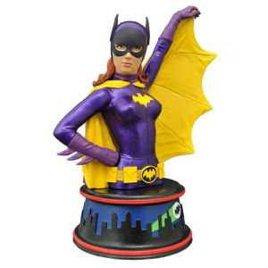 Batman Classic 1966 TV Series Batgirl Mini-Bust