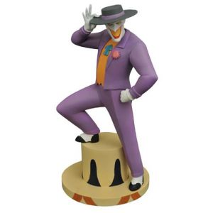 Batman The Animated Series Joker 9 Inch Statue