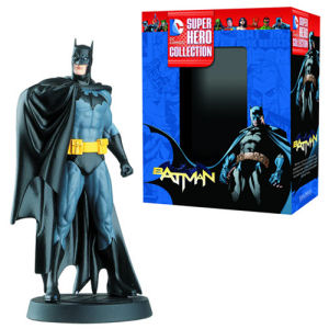 DC Superhero Batman Best Of Collector Figure with Collector Magazine