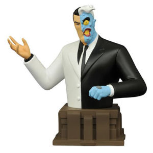 Batman The Animated Series Two-Face Bust