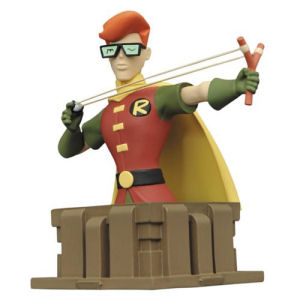 The New Batman Adventures Dark Knight Robin Bust