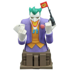 Batman The Animated Series Joker Bust