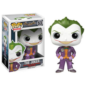 Batman Arkham Asylum The Joker Pop! Vinyl Figure