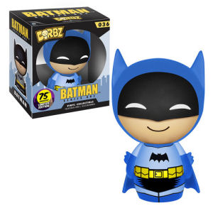 Batman 75th Anniversary Blue Rainbow Batman Dorbz Vinyl Figure