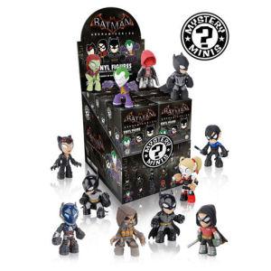 Batman Arkham Series Mystery Minis Vinyl Figure Master Case