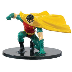 Batman Robin DC Comics 4 Inch Mini-Statue