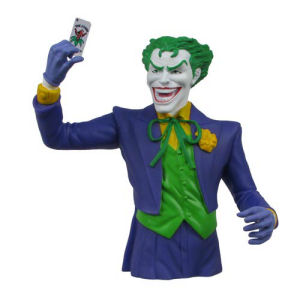 Batman The Joker Bust Bank