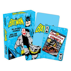 Batman Retro Playing Cards