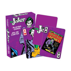 Batman Joker Retro Playing Cards