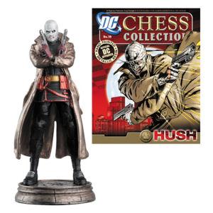 Batman Hush Black Pawn Chess Piece with Magazine