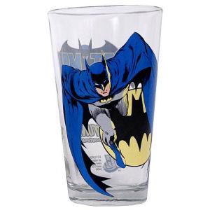 Batman Toon Tumbler Pint Glass