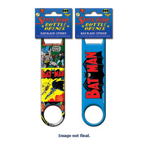 Batman Comic Bar Blade Bottle Opener