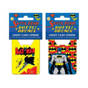 Batman Pop Art Credit Card Bottle Opener