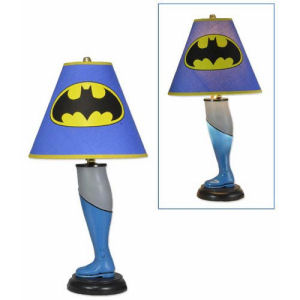 Batman DC Classic 20 Inch Leg Lamp