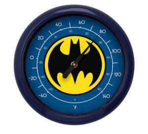 Batman Logo 10 Inch Thermometer