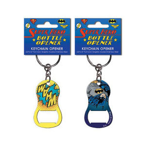 Batman Wham Key Chain Bottle Opener